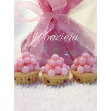 Strawberry Bubble Tart Charm