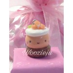 Fruit Cheesecake Charm - Orange