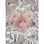 Ice Pink Colour Changing Bubble Fairy Charm