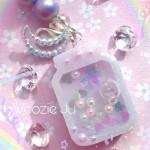 Fairy Wishes Holographic Resin Shaker Charm
