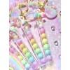 Rainbow Candy Wands!