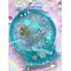 Cinnamoroll Snow Globe Resin Shaker Charm